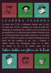 Fógra Leabhra Feabhra